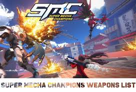 Super-Mecha-Champions-Weapons